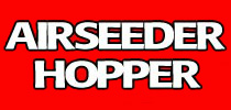 Air Seeder Hopper   Sponsor Estevan Motor Speedway