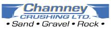 Chamney Crushing sponsor