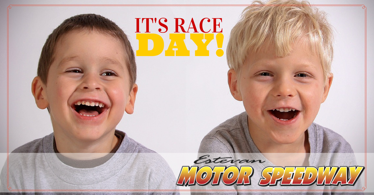 Are you ready for some racing? Season Opener May 2 2015!